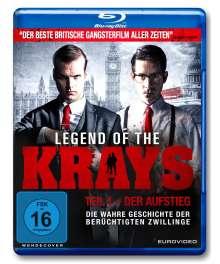Legend of the Krays - Teil 1: Der Aufstieg (Blu-ray), Blu-ray Disc
