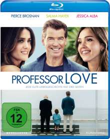 Professor Love (Blu-ray), Blu-ray Disc