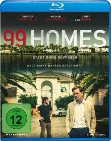 99 Homes (Blu-ray), Blu-ray Disc