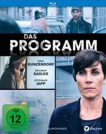 Das Programm (Blu-ray), Blu-ray Disc