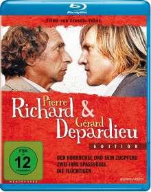 Pierre Richard & Gerard Depardieu Edition (Blu-ray), Blu-ray Disc