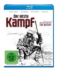 Der letzte Kampf (Blu-ray), Blu-ray Disc