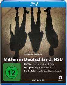 Mitten in Deutschland: NSU (Blu-ray), Blu-ray Disc