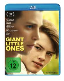 Giant little Ones (Blu-ray), Blu-ray Disc