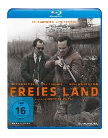 Freies Land (2019) (Blu-ray), Blu-ray Disc