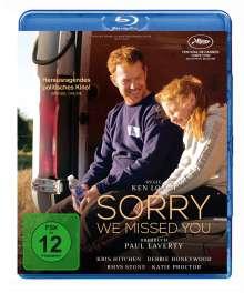 Sorry we missed you (Blu-ray), Blu-ray Disc
