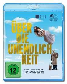 Über die Unendlichkeit (Blu-ray), Blu-ray Disc