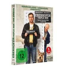 Eberhofer Triple Box - Die Zweite (Blu-ray), 3 Blu-ray Discs