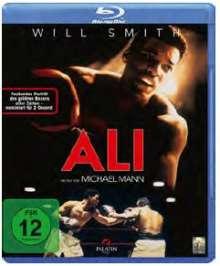 Ali (Blu-ray), Blu-ray Disc
