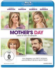 Mother's Day (Blu-ray), Blu-ray Disc