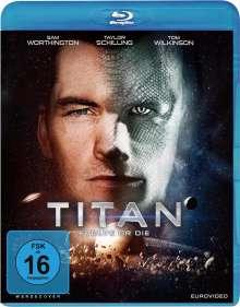 Titan - Evolve or die (Blu-ray), Blu-ray Disc