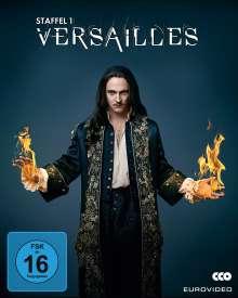 Versailles Staffel 1 (Blu-ray), 3 Blu-ray Discs