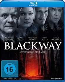 Blackway (Blu-ray), Blu-ray Disc