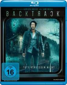 Backtrack (Blu-ray), Blu-ray Disc