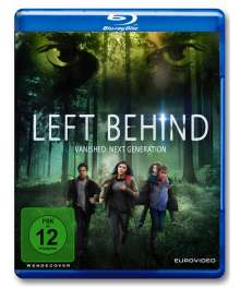 Left Behind - Vanished: Next Generation (Blu-ray), Blu-ray Disc