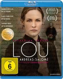 Lou Andreas-Salomé (Blu-ray), Blu-ray Disc