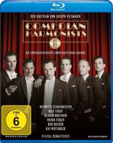 Comedian Harmonists (Blu-ray), Blu-ray Disc