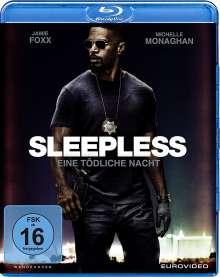 Sleepless (Blu-ray), Blu-ray Disc