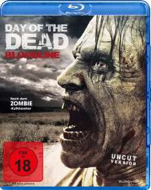 Day of the Dead - Bloodline (Blu-ray), Blu-ray Disc
