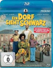 Ein Dorf sieht schwarz (Blu-ray), Blu-ray Disc