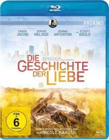 Die Geschichte der Liebe (Blu-ray), Blu-ray Disc