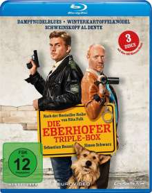 Eberhofer Triple Box (Blu-ray), 3 Blu-ray Discs