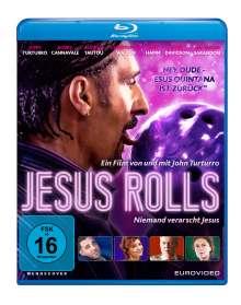 Jesus Rolls (Blu-ray), Blu-ray Disc