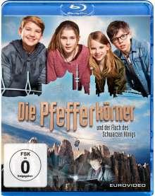 Die Pfefferkörner und der Fluch des schwarzen Königs (Blu-ray), Blu-ray Disc