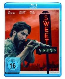 Sweet Virginia (Blu-ray), Blu-ray Disc