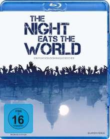 The Night eats the World (Blu-ray), Blu-ray Disc