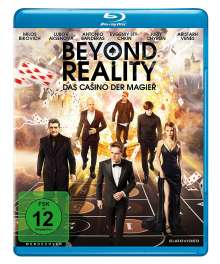 Beyond Reality (Blu-ray), Blu-ray Disc