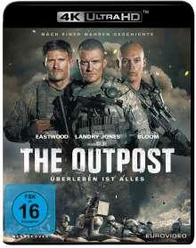 The Outpost (Ultra HD Blu-ray), Ultra HD Blu-ray
