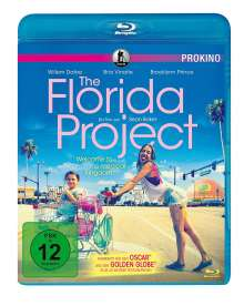 The Florida Project (Blu-ray), Blu-ray Disc