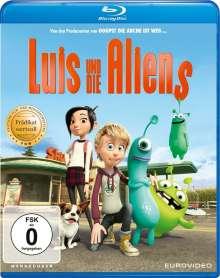 Luis und die Aliens (Blu-ray), Blu-ray Disc