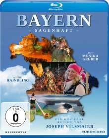 Bayern - Sagenhaft (Blu-ray), Blu-ray Disc