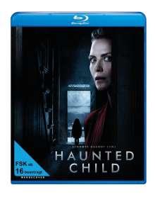 Haunted Child (Blu-ray), Blu-ray Disc
