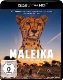 Maleika (Ultra HD Blu-ray), Ultra HD Blu-ray