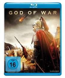 God of War (Blu-ray), Blu-ray Disc
