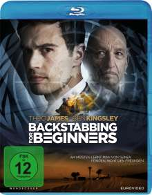 Backstabbing for Beginners (Blu-ray), Blu-ray Disc