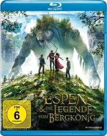 Espen und die Legende vom Bergkönig (Blu-ray), Blu-ray Disc