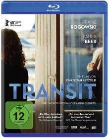 Transit (2018) (Blu-ray), Blu-ray Disc