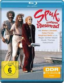 Spuk unterm Riesenrad (Blu-ray), Blu-ray Disc