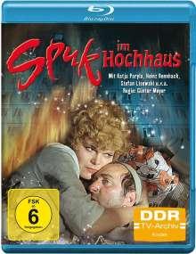 Spuk im Hochhaus (Blu-ray), Blu-ray Disc