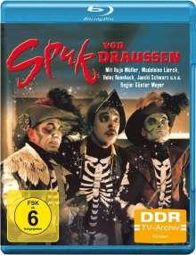 Spuk von draussen (Blu-ray), Blu-ray Disc