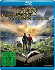 Espen und die Legende vom goldenen Schloss (Blu-ray), Blu-ray Disc