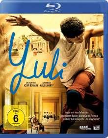Yuli (Blu-ray), Blu-ray Disc