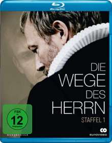 Die Wege des Herren Staffel 1 (Blu-ray), 2 Blu-ray Discs