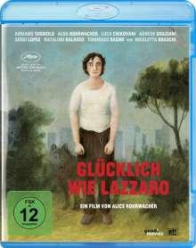 Glücklich wie Lazzaro (Blu-ray), Blu-ray Disc