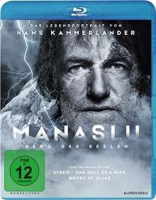 Manaslu - Berg der Seelen (Blu-ray), Blu-ray Disc
