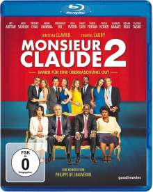 Monsieur Claude 2 (Blu-ray), Blu-ray Disc